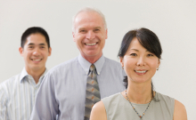 Confucius Institute Managerial Staff Profiles